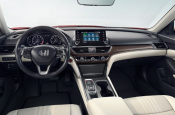 2020 Honda Accord Hybrid Interior, Exterior2