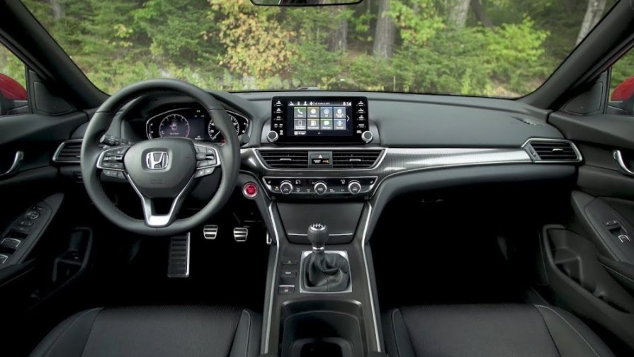 2020 Honda Accord Sport Interior, Exterior