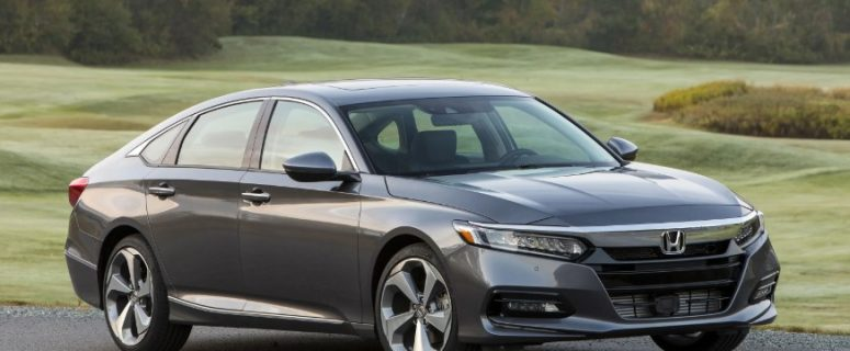 2020 Honda Accord Touring Engine Specs, Horsepower, MPG