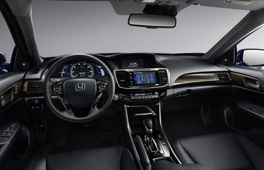 2020 Honda Accord interior 1 What Will the 2020 Honda Accord Look Like?