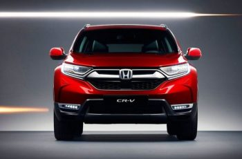 2020 Honda CRV Concept, Redesign, Changes