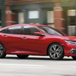 2020 Honda Civic Sedan Specs, Horsepower, MPG
