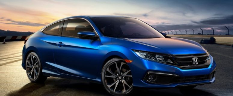 2020 Honda Civic Coupe Concept, Redesign, Changes