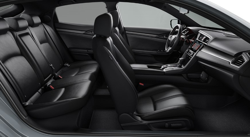 2020 Honda Civic Hatchback Interior, Exterior