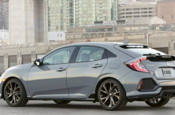 2020 Honda Civic Hatchback Release Date, Price, Colors