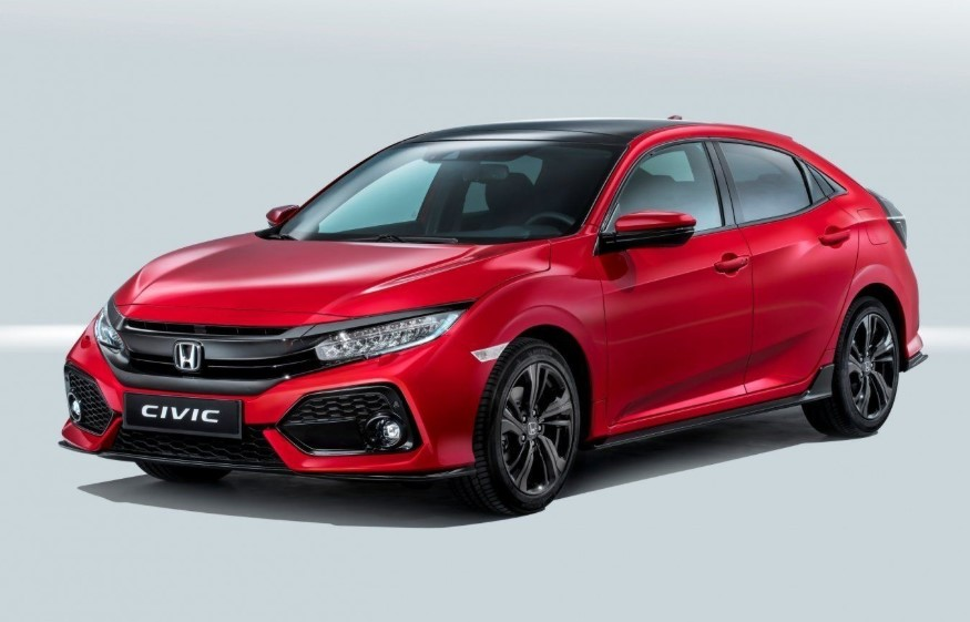 2020 Honda Civic Hatchback Concept, Redesign, Changes
