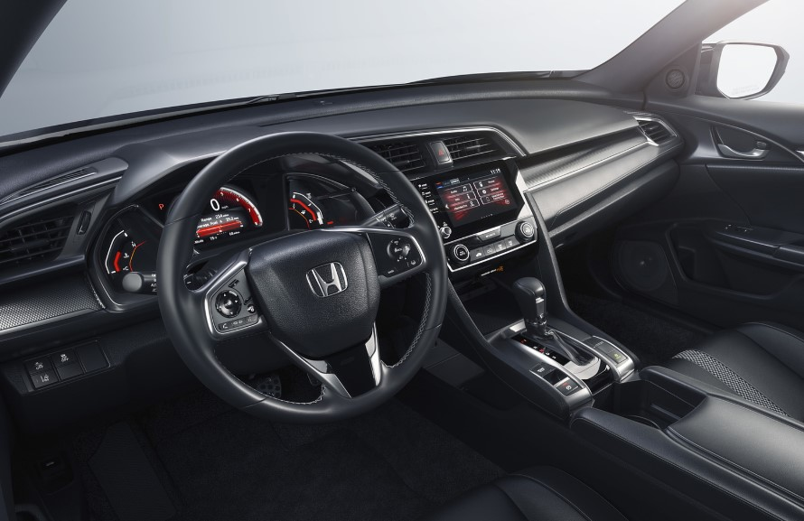 2020 Honda Civic Sedan Interior, Exterior