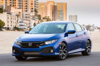 2020 Honda Civic Si Concept, Redesign, Changes