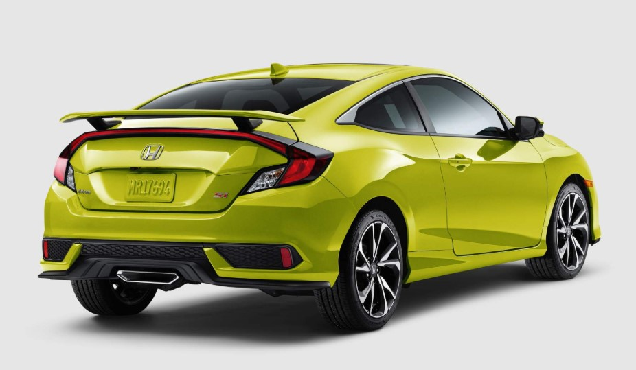 2020 Honda Civic Si Release Date, Price, Colors