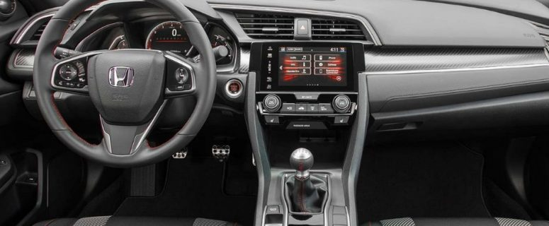 2020 Honda Civic Si Interior, Exterior
