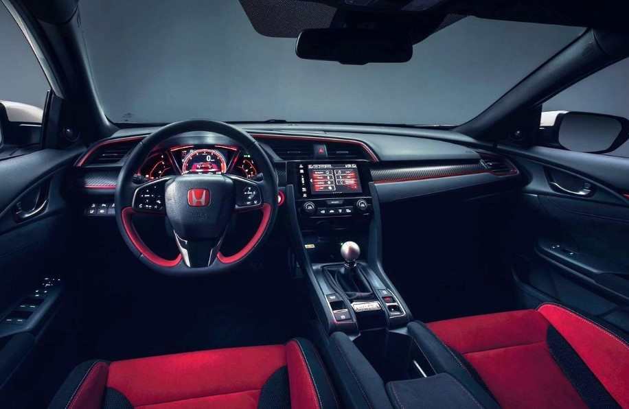 2020 Honda Civic Type R Interior, Exterior