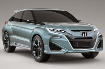 2020 Honda Crosstour Concept, Redesign, Changes