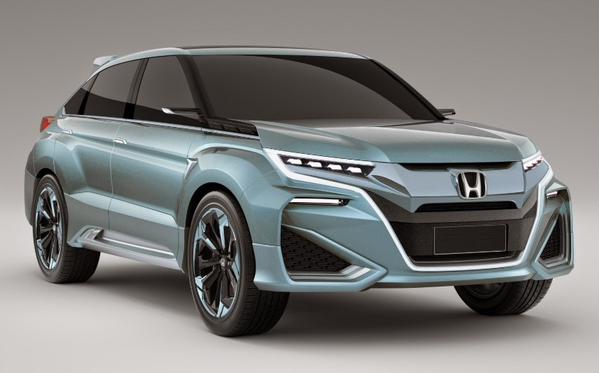 2020 Honda Crosstour Concept Redesign Changes 2020 Honda Crosstour Release Date and Price