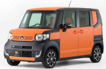 2020 Honda Element Concept, Redesign, Changes