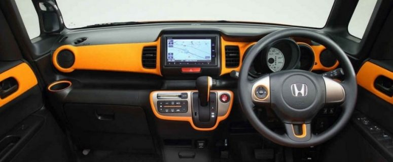 2020 Honda Element Interior, Exterior