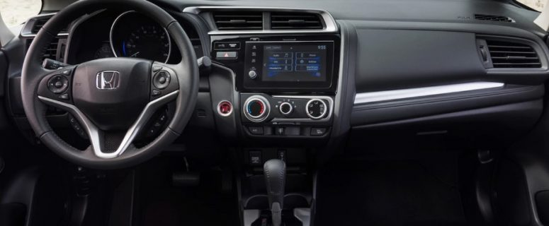 2020 Honda Fit Interior, Exterior
