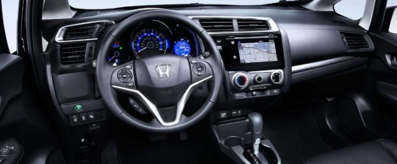 2020 Honda Fit Turbo Interior, Exterior