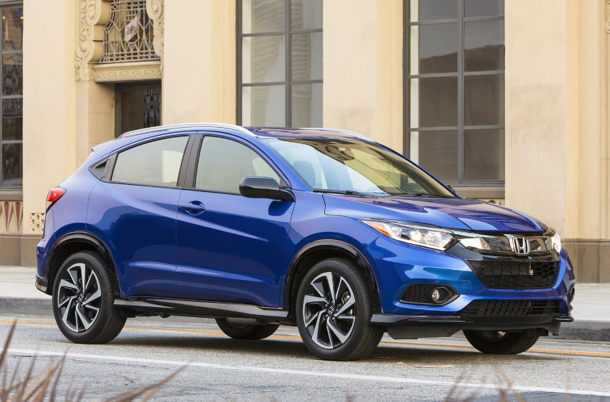 2020 Honda HRV Concept Redesign Changes 2020 Honda HRV Colors, Release Date, Rumors, Changes