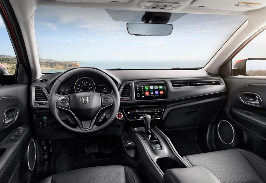 2020 Honda HRV Interior Exterior 2020 Honda HRV Colors, Release Date, Rumors, Changes