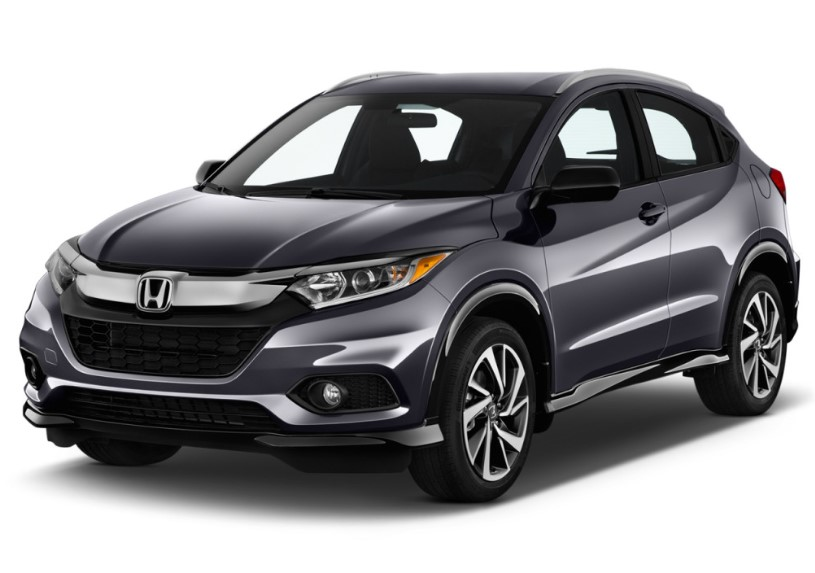 2020 Honda HRV Turbo Interior, Exterior