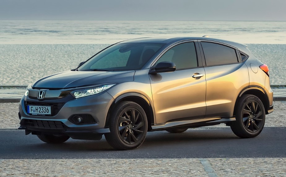 2020 Honda HRV Turbo Concept, Redesign, Changes