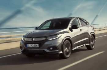 2020 Honda HRV Turbo Specs, Horsepower, MPG