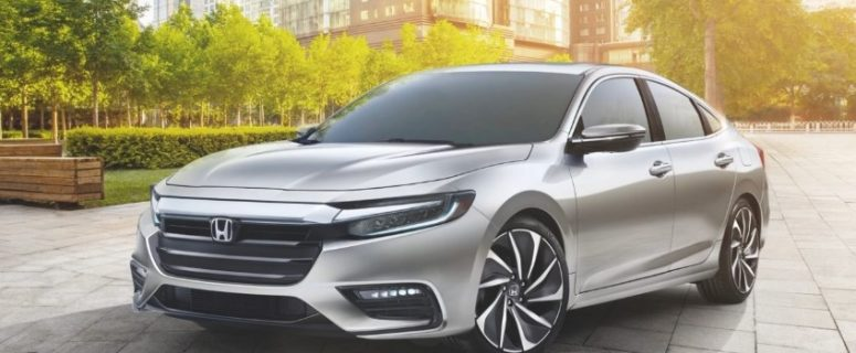 2020 Honda Insight Concept, Redesign, Changes
