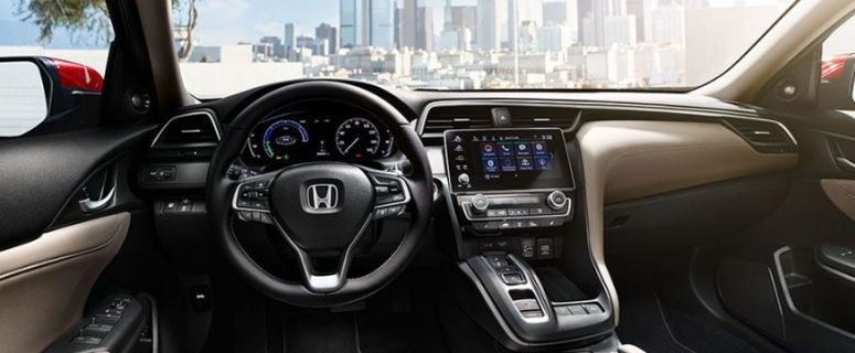 2020 Honda Insight Interior, Exterior