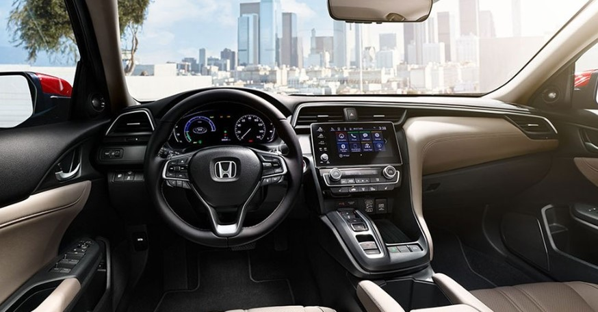 2020 Honda Insight Interior Exterior 2020 Honda Insight Hybrid Release Date, Changes, Price