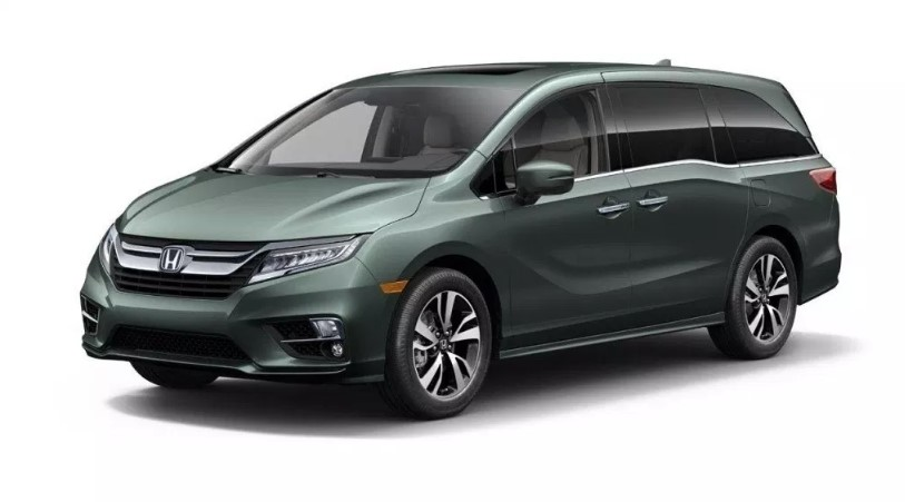 2020 Honda Odyssey AWD Concept Redesign Changes 2020 Honda Odyssey AWD Release Date, Changes, Interior