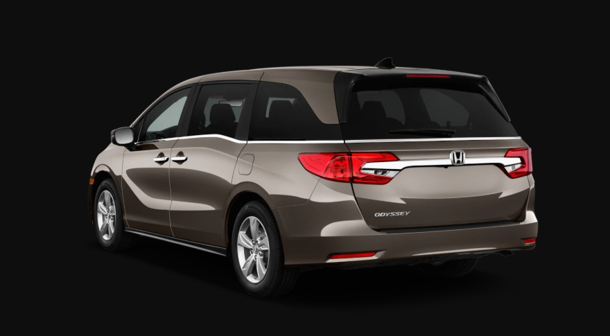 2020 Honda Odyssey AWD Release Date, Price, Colors