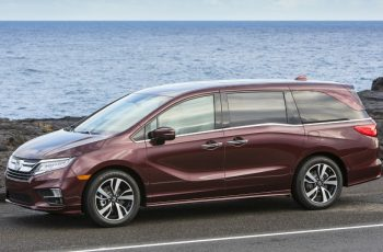 2020 Honda Odyssey Concept, Redesign, Changes