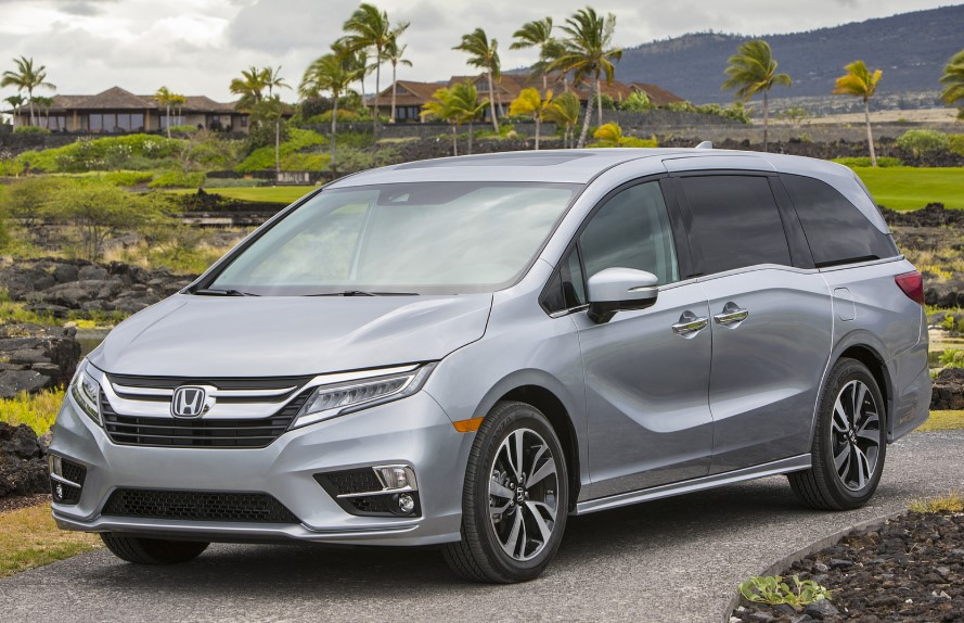 2020 Honda Odyssey Hybrid Concept, Redesign, Changes