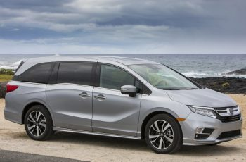 2020 Honda Odyssey Hybrid Release Date, Price, Colors