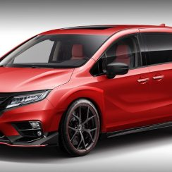 2020 Honda Odyssey Type R Concept, Redesign, Changes