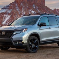 2020 Honda Passport Release Date, Price, Colors