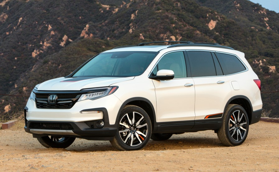 2020 Honda Pilot Come Out