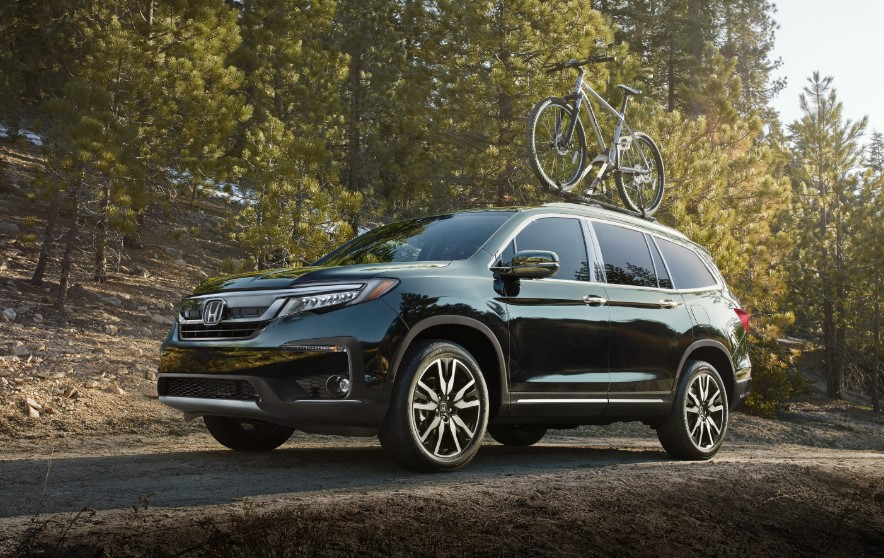 2020 Honda Pilot Concept Redesign Changes 2020 Honda Pilot Redesign, Release Date, Changes, Colors
