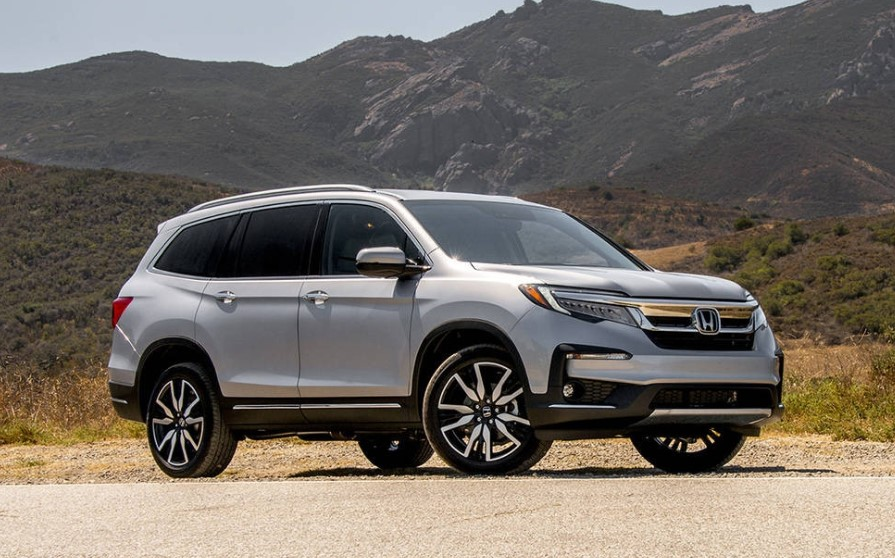 2020 Honda Pilot Elite Specs Horsepower MPG 2020 Honda Pilot Elite Redesign, Release Date, Changes