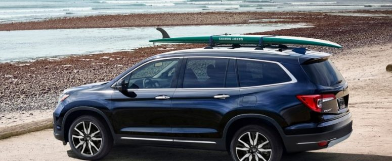 2020 Honda Pilot Release Date, Price, Colors