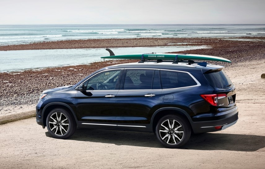 2020 Honda Pilot Release Date Price Colors 2020 Honda Pilot Redesign, Release Date, Changes, Colors