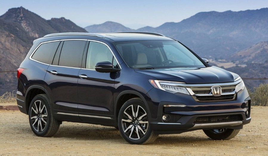 2020 Honda Pilot Specs Horsepower MPG 2020 Honda Pilot Redesign, Release Date, Changes, Colors