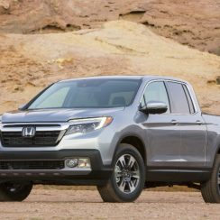 when does the 2020 Honda Ridgeline come out