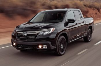 2020 Honda Ridgeline Concept, Redesign, Changes