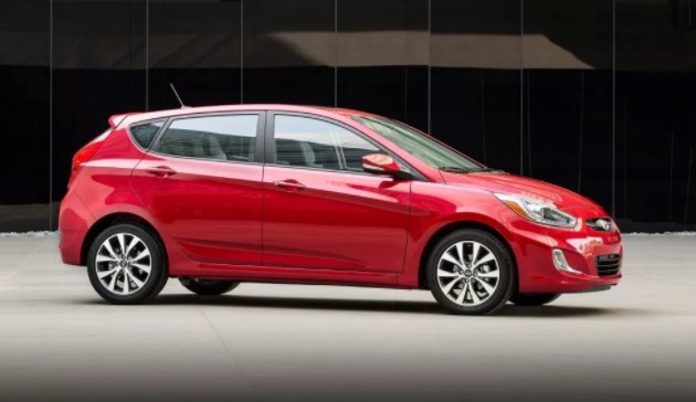 2019 hyundai accent hatchback colors release date