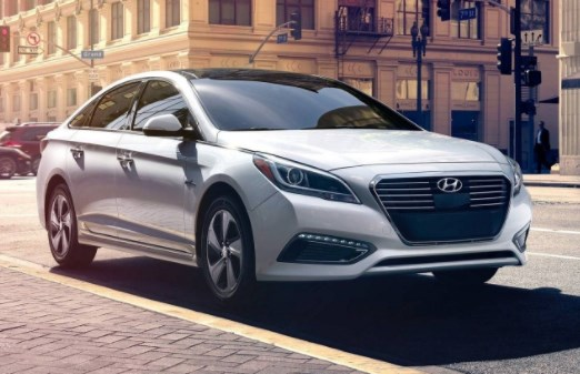 2019 Hyundai Azera Sedan redesign