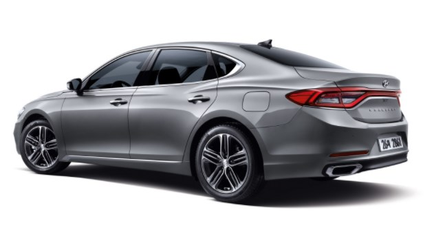 2019 Hyundai Azera Sedan colors