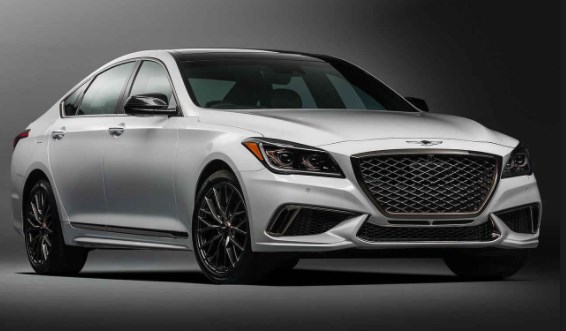 2019 Hyundai Genesis review