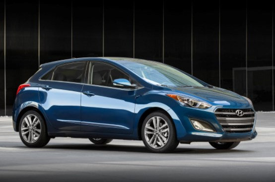2020 Hyundai Elantra Hatchback new