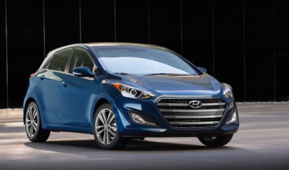 2020 Hyundai Elantra Hatchback colors